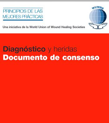 Diagnóstico y heridas. Documento de consenso