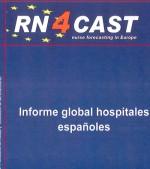 Informe global hospitales españoles
