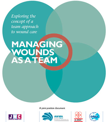 A universal model for the adoption of a team approach to wound care